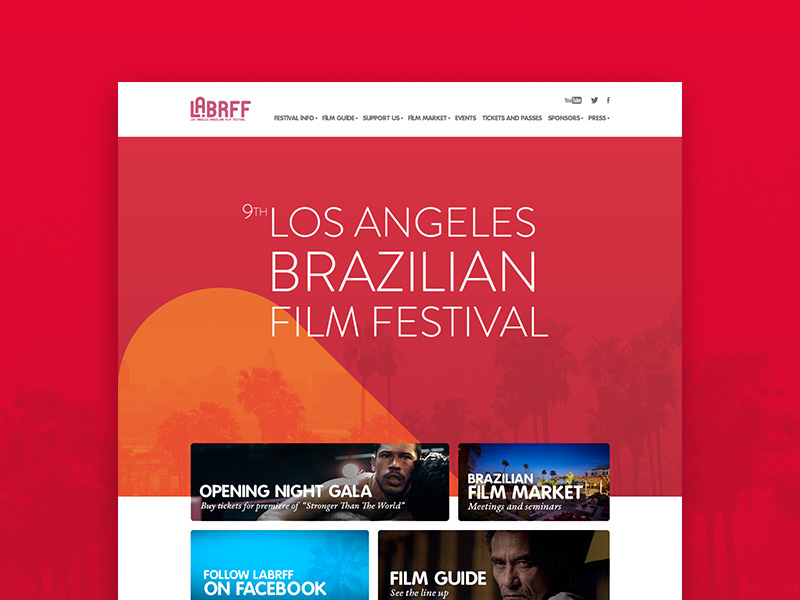 Los Angeles Brazilian Film Festival